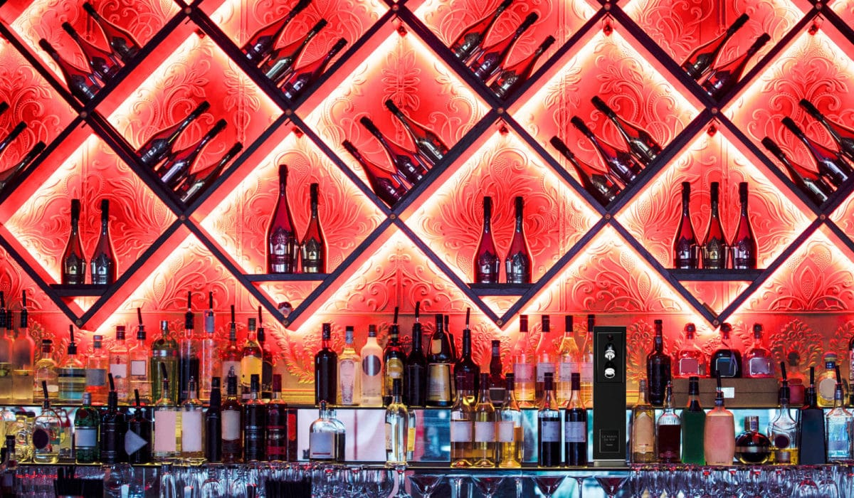 le verre de vin tower bar